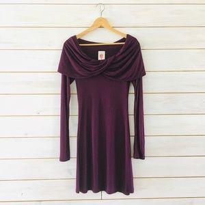 LeCroix Off The Shoulder Dress